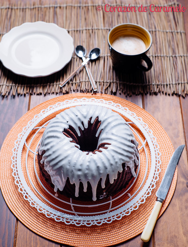 Bundt Cake de Chocolate y Baileys