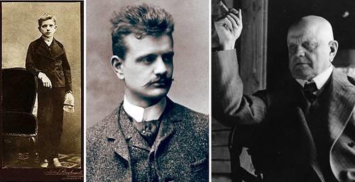 """""""Con Sibelius sientes que si una gota toca tu piel quemará hasta el hueso"""""""