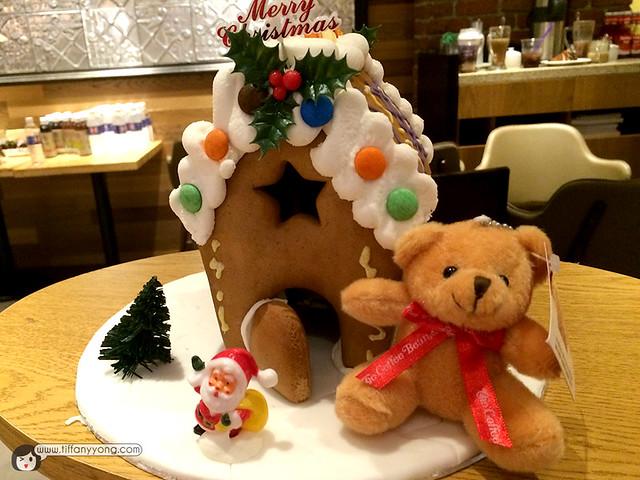 Christmas Gift CBTL Bear