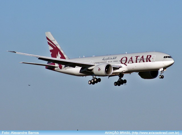 Qatar Airways - A7-BBE
