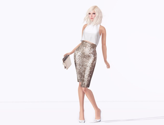 Sequined