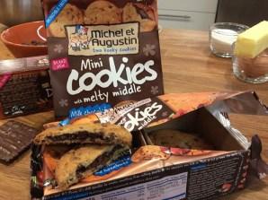 Michel et Augustin cookies