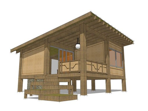 One Story Duplex House Plans