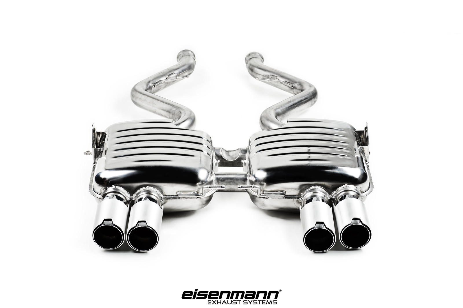 Eisenmann E9x M3 Signature Tips 4x90mm Limited Release