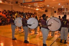015 Melrose High School Bass Drums