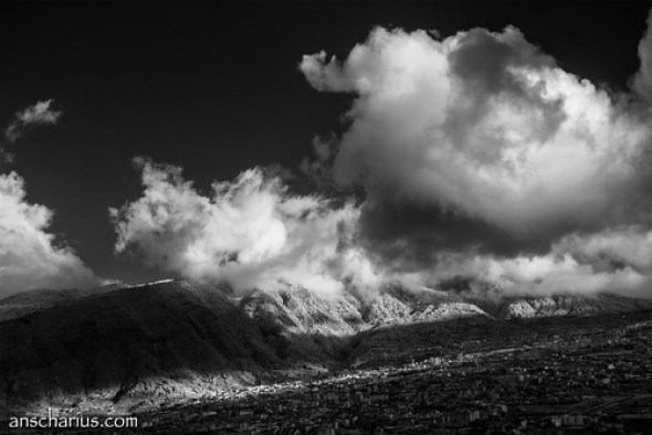 Living on the hillside #4 - Nikon 1 V1 Infrared 700nm