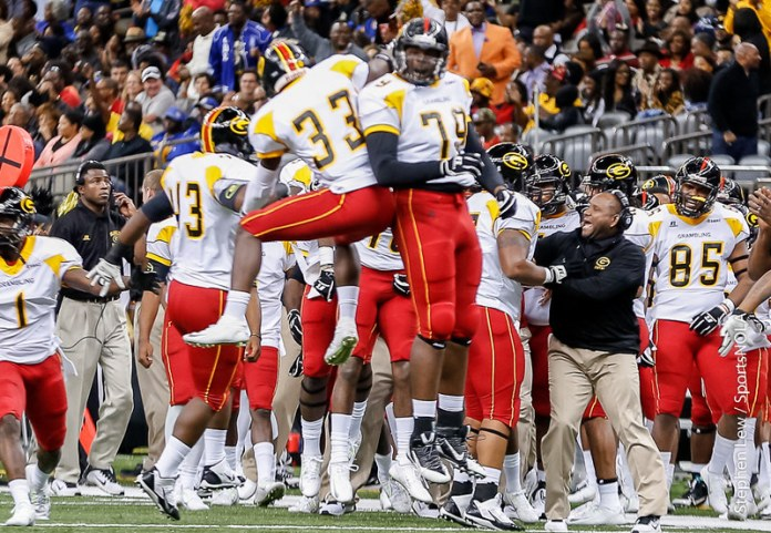 Image result for grambling football 2016