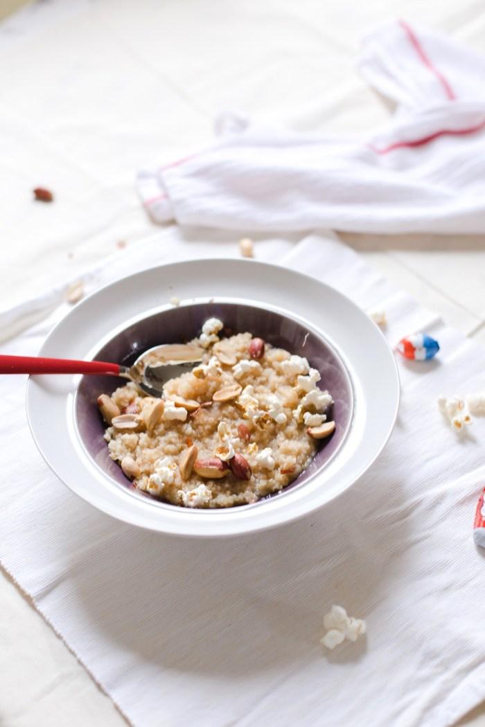 Bulgur Breakfast