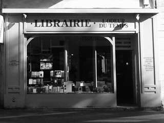 "Librairie ""L'Odeur du Temps"", Marseille"