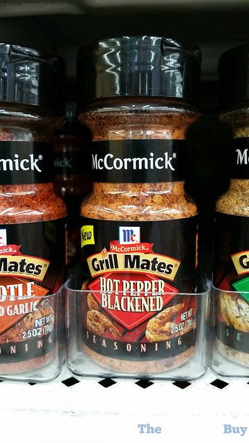 McCormick Grill Mates Hot Pepper Blackened Seasoning