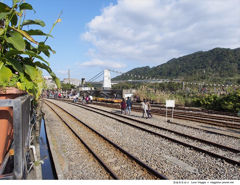 十分瀑布,十分車站,台北景點,平溪,老街 @薇樂莉 Love Viaggio   旅行.生活.攝影