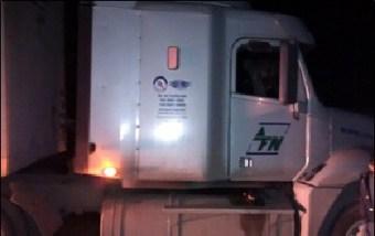 Policia Federal rescatan a once guatemaltecos sobre la carretera 57 en el municipio de Villa Hidalgo