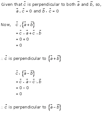 RD Sharma Class 12 Solutions Chapter 24 Scalar or Dot Product Ex 24.1 Q15