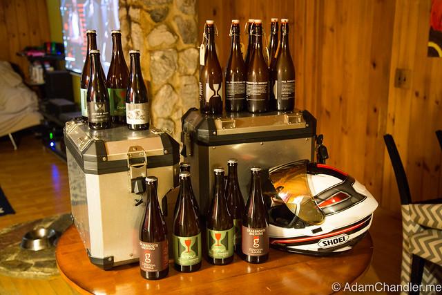 Beer Haul - 10/14/2016