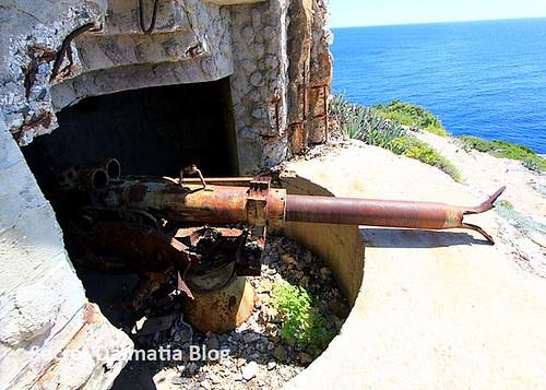 Ansaldo canon, Italy, 1941