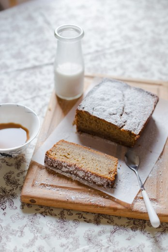 Banana and Yoghurt Bread