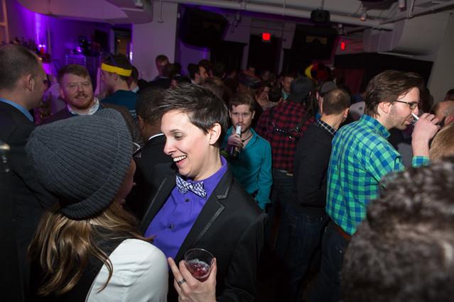 "Capital Pride reveals the DC Pride 2015 theme, \""Flashback,\"" at Malmaison."