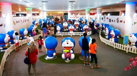 Rooms Full of Doraemon