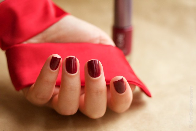 07 Oriflame The One Ruby Rouge