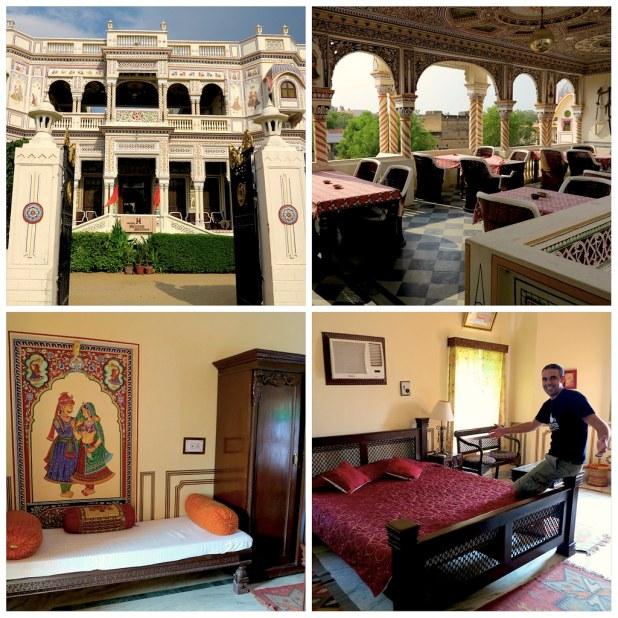 Heritage Haveli Hotel, Mandawa