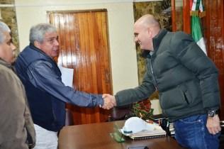 Firma Secretaría de Salud convenios con municipios de la Huasteca