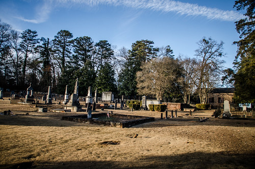 Old Stone Church and Cemetery-005