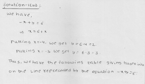 RD Sharma Class 9 Solutions Chapter 13 Linear Equations in Two Variables 13