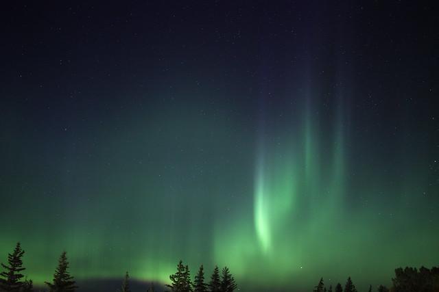 Aurora at Minnedosa