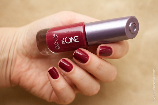 01 Oriflame The One Ruby Rouge