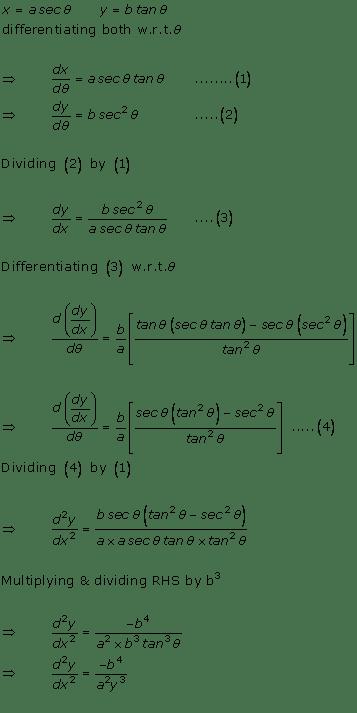 RD Sharma Class 12 Solutions Chapter 12 Higher Order Derivatives Ex 12.1 Q8