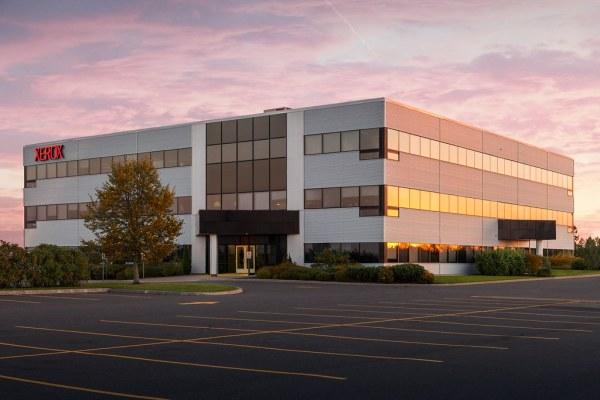 Xerox-Building-At-Dusk-Saint-John-NB