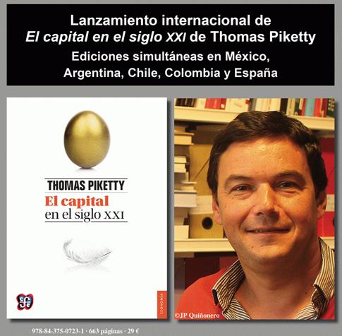 14k22 Lanzamiento internacional libro T Piketty con mi foto 1 Uti 485