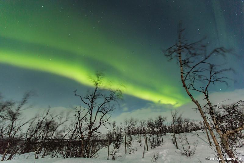 Auroras Boreales en Noruega-50