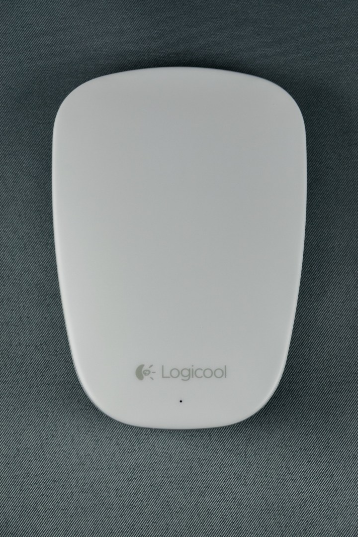 Logicool Ultrathin Touch Mouse T630