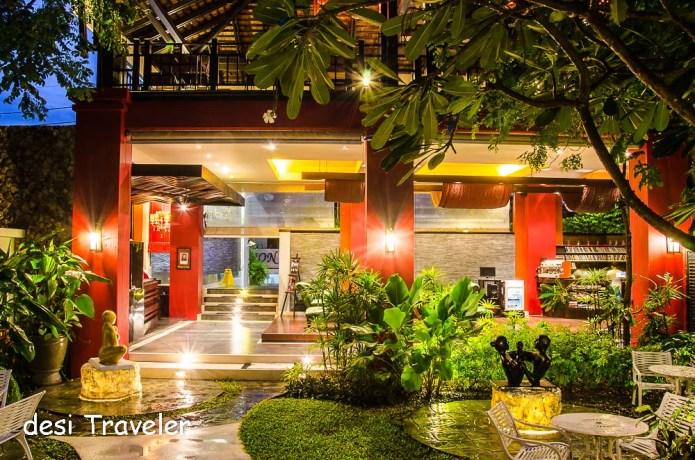Kirikayan Boutique Hotel Chaweng Koh Samui