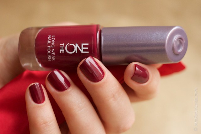 02 Oriflame The One Ruby Rouge