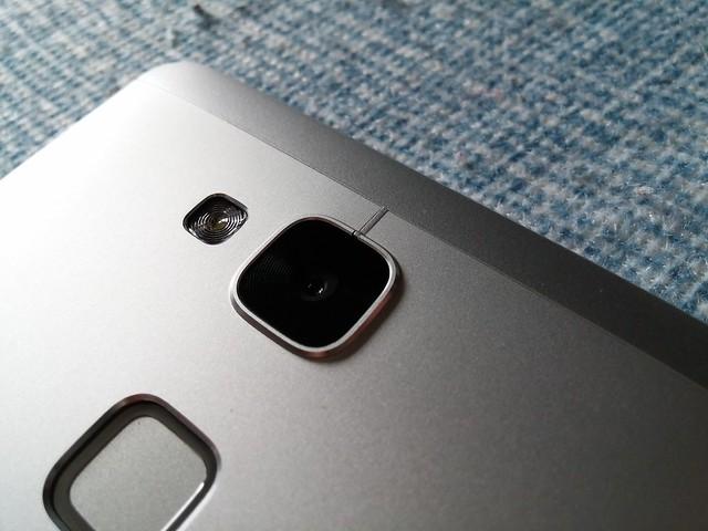 LG G3 Huawei Mate 7 Silver