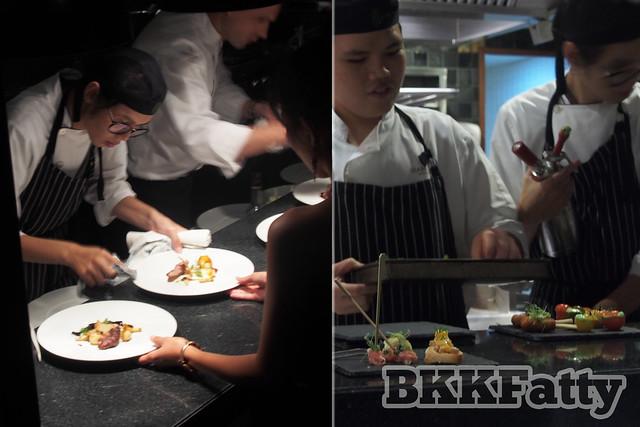eve kitchen staff bangkok