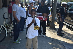 241 Young Trumpeter
