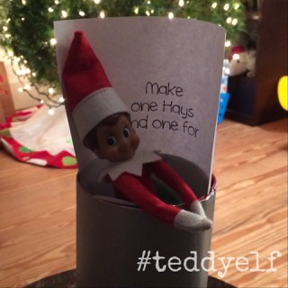 Teddy Crafts for Santa