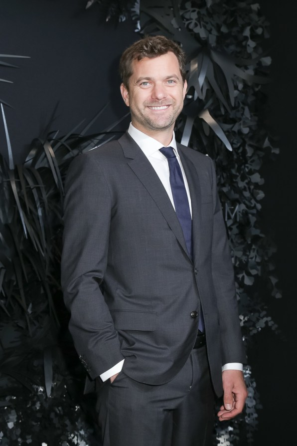 Joshua Jackson attends the Hugo Boss Prize 2014 Event at the Guggenheim Museum New York