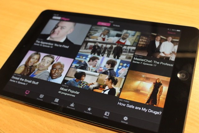iPlayer for iPad