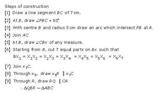 RD-Sharma-class 10-Solutions-Chapter-11-constructions-Ex 11.2 Q2 i