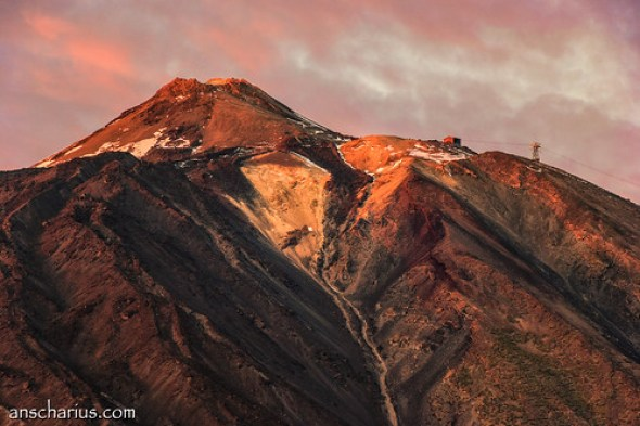 Supernatural Tenerife - Nikon 1 V3 & 70-300mm CX