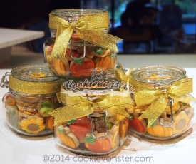 Cookie Jar Gifts - Fall Mini Cookies