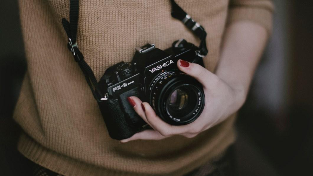Imagen gratis de una cámara de fotos Yashika en HD