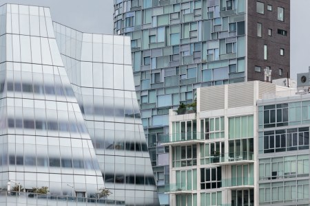 New-York-City-compressed-buildings