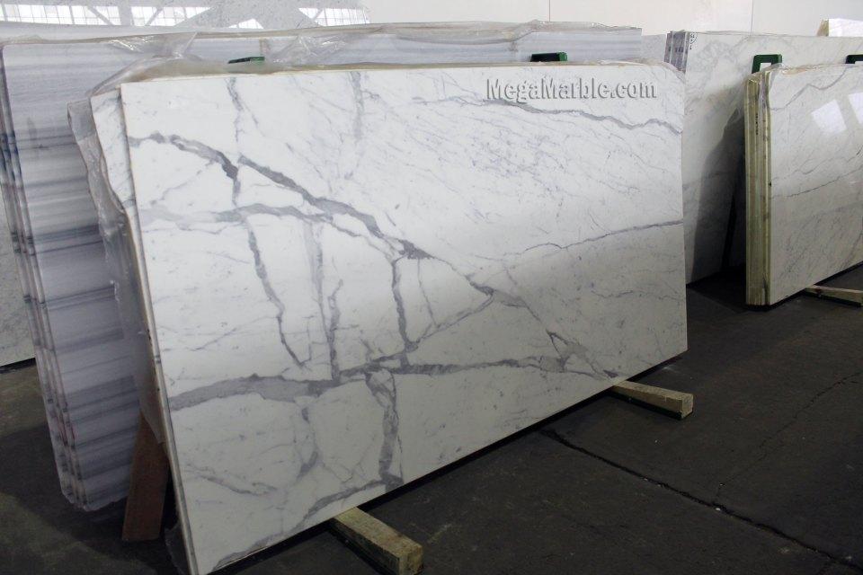 Statuario Marble Slab 100 x 53 2cm 2