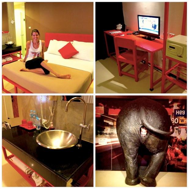 Lub d Silom Hostel Bangkok
