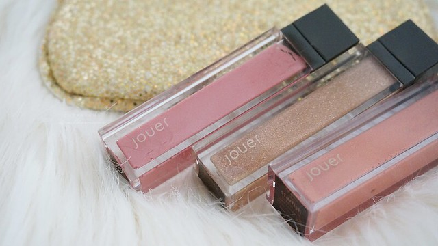 Jouer Cosmetics Limited Edition 2014 Holiday Collection